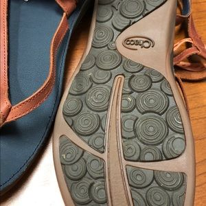 Women's Leather Chaco Sandals